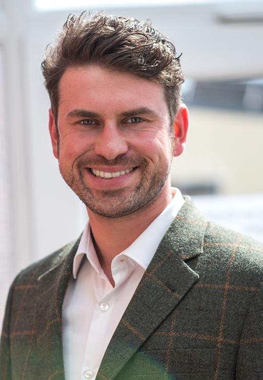 Joshua Ohlenforst, Leiter der Technikabteilung