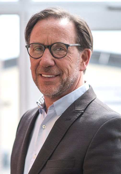 Heinz Ohlenforst, Geschäftsleitung