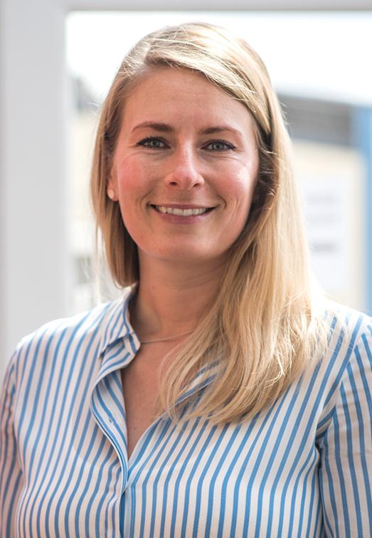 Jamina Ohlenforst, Hausverwaltung